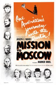 Trump Davies And Mission To Moscow The Bad And The Beautiful